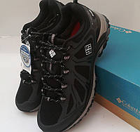 Мужские кроссовки Columbia Out Dry, черные с серыми