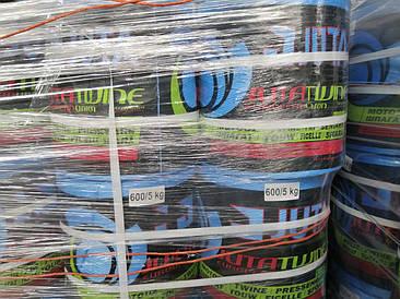 Шпагат для тюковки соломы JUTA 600 / Юта ПП 600; 3000 м, 84 кг на разрыв с НДС