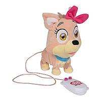 Интерактивная игрушка Chi chi love и друзья Модный щенок 17 см (5893385)