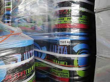Шпагат для тюковки соломы JUTA 750 / Юта ПП 750; 3750 м, 70 кг на разрыв с НДС