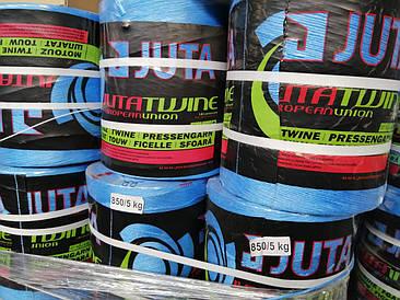 Шпагат для прес підбирача JUTA 850 / Юта ПП 850 Чехія  4250 м, 63 кг на розрив з ПДВ