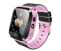 Смарт-часы AmiGo GO003 iP67 Pink, фото 1