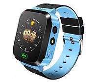 Смарт-часы AmiGo GO003 iP67 Blue, фото 1