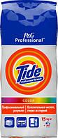 Стиральный порошок Tide Автомат Color, для цветных тканей, 15 кг