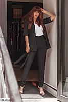Женский стильный брючный костюм торйка, фото 1