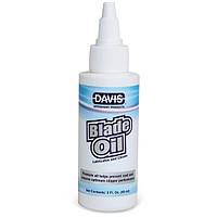 Davis Blade Oil премиум масло для смазки и очистки ножниц, 0.049 л