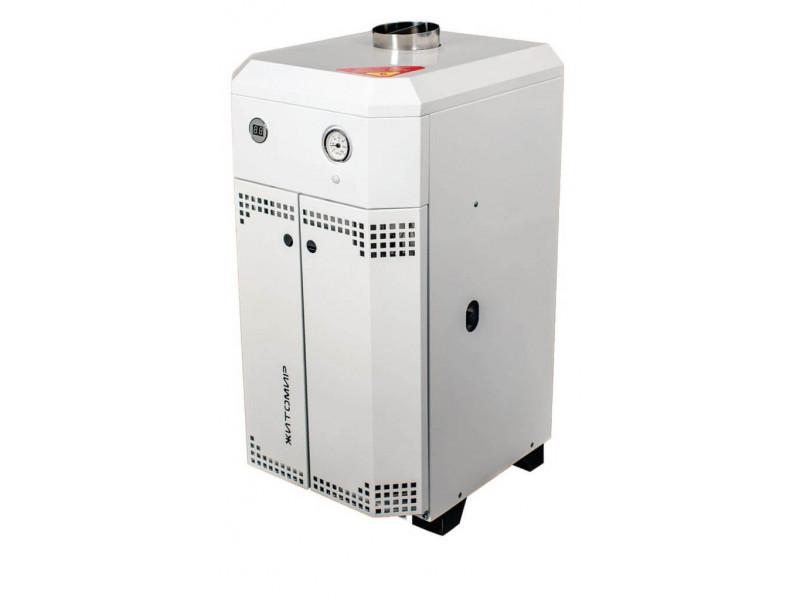 Газовый котел-колонка Житомир-10 КС-Г-007 СН (2 отдельных теплообменника и 1 дымоход) SIT-Италия