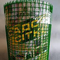 Сетка пластиковая садовая 10x10мм рулон 1м x 20м