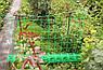 Сетка пластиковая садовая 90x90мм рулон 1м x 20м, фото 6