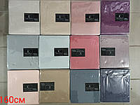 Простынь на резинци Сатін 160х200 см | FIRST CHOICE - Турция