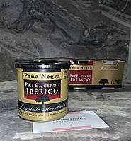 Паштет Pena Negra Pate de Cerdo Iberico из черной иберийской свиньи 250 грм