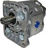 Насос шестерний НШ 6Д-3 для трактора Т-150, Т-150-05, Т-150Д (бульдозер) Гідросила, фото 2