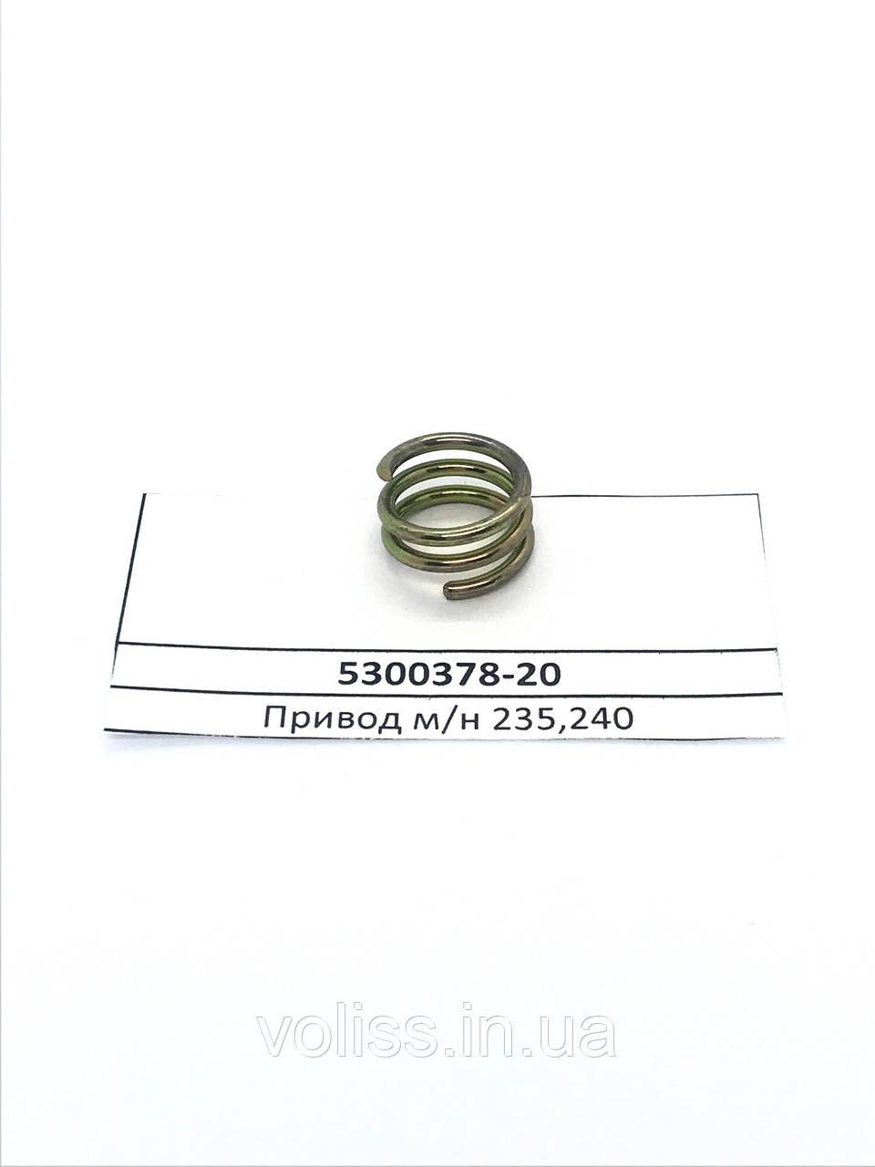 Привід маслонасоса бензопили Husqvarna 236, 240 (5300378-20)
