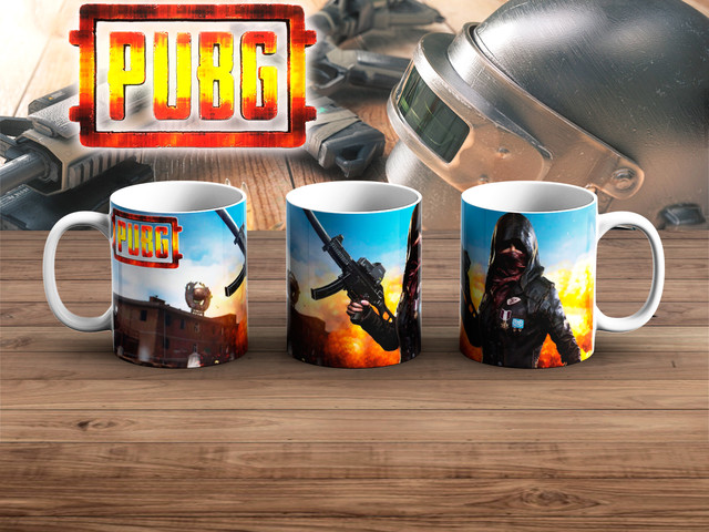 "Чашка PUBG ""Battle Royale"" / PlayerUnknown's Battlegrounds"