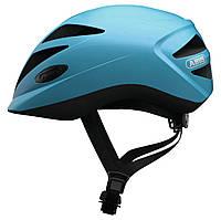 Велосипедний дитячий шолом ABUS HUBBLE 1.1 S 46-52 Shiny Blue
