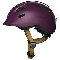 Велосипедний дитячий шолом ABUS SMILEY 2.0 S 45-50 Royal Purple