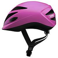 Велосипедний дитячий шолом ABUS HUBBLE 1.1 S 46-52 Shiny Rose