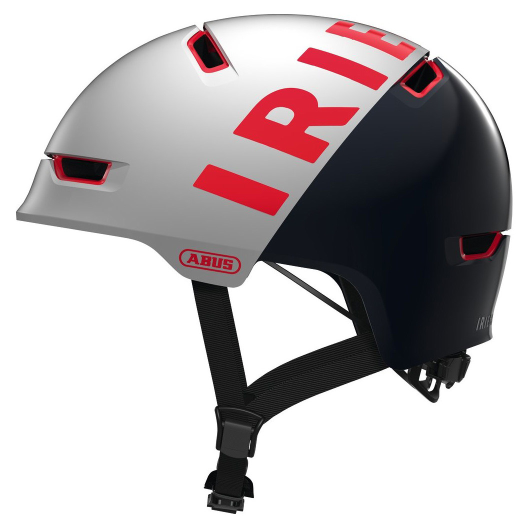 Шолом велосипедний ABUS SCRAPER 3.0 ACE L 57-62 Iriedaily White