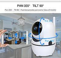"""""""PTZ-L2"""" Домашняя IP Wi-Fi камера Наблюдения со Слежением Поворотная Видеонаблюдение"""