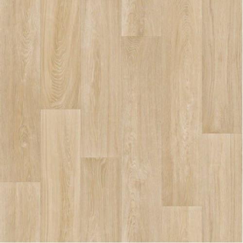 Линолеум ПВХ Beauflor Pietro Pure Oak 130L, Ширина - 5 м; 2.25/0,25 - бытовой