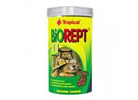 Корм для водно-сухопутных и болотных черепах в виде палочек Biorept L TROPICAL