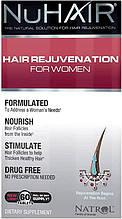 Natrol NuHair ™ Восстановление волос для женщин - 60 таблеток