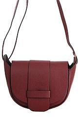 Компактна сумка COLINE diva's Bag колір бордовий