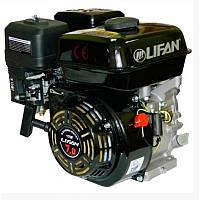 Двигун (бензин-газ) LIFAN LF170F (7 к. с.) шпонка 19 мм