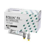 ЭКВИЯ Фил капсулы ( EQUIA FIL capsules ) стеклоиономерный цемент в капсулах 50 шт.