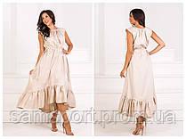Лёгкие женские платья для полных, летние платья