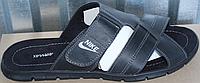 Сабо кожаные мужские большого размера от производителя модель БФ300