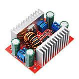 400Вт TL494 Повышающий преобразователь 0.2-12А, 8.5-50В до 10-60В с регулировкой напряжения, тока, фото 2