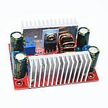 400Вт TL494 Повышающий преобразователь 0.2-12А, 8.5-50В до 10-60В с регулировкой напряжения, тока, фото 4
