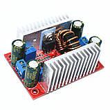 400Вт TL494 Повышающий преобразователь 0.2-12А, 8.5-50В до 10-60В с регулировкой напряжения, тока, фото 5