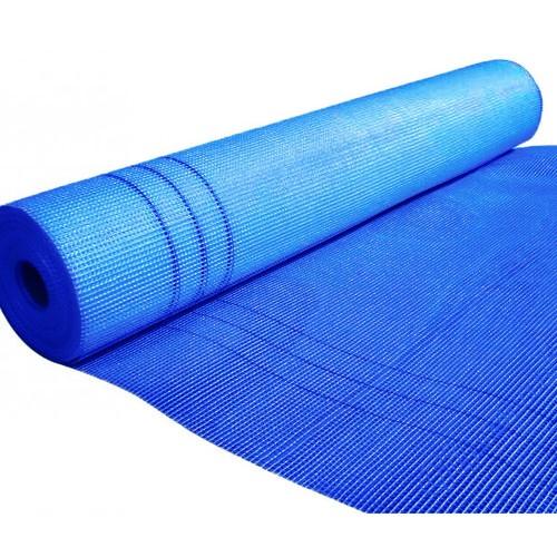 Сетка синяя WORK'S-145 5ммх5мм 1м*50м