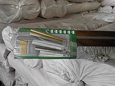 Карниз 3,5метра алюминиевый для штор и гардин, ассортимент цветов, доставка по Украине , фото 3