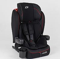Детское автокресло JOY ISOFIX 88235 (9-36 кг) черное