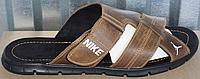 Сабо кожаные мужские большого размера от производителя модель БФ300-1