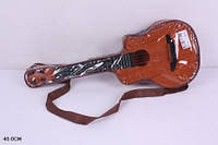 Гитара на струнах 201 сумка 40см сувенир игрушка. pro