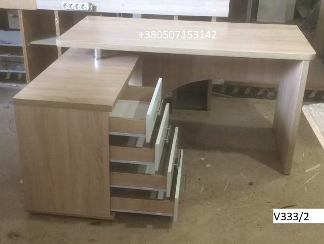 Два письменных стола V333/2 для Даценка Олега из Киева