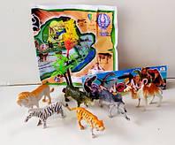 Дикие Животные 9988-1 звери. pro