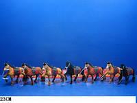 Лошадка 2545 Сивка Бурка Животные флокс. pro