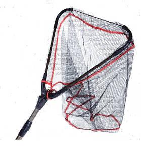 Подсак Weida телескопическая ручка 2 м 60 см