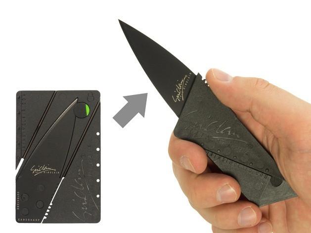 CardSharp нож кредитная карта С Упаковкой