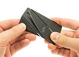 CardSharp нож кредитная карта С Упаковкой, фото 3