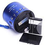 Портативная акустическая система WS-A8 с радио и mp3, фото 5