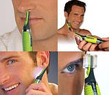 Триммер для удаление нежелательных волос Микро Тач Макс Micro Touch Max, фото 5