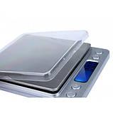 Ювелирные электронные весы с 2мя чашами 0,01-500гр, фото 4