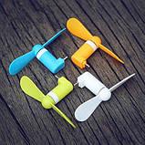 Micro USB вентилятор, фото 5