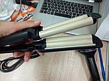 Плойка для волос ретро волны BaByliss DT-2021, фото 6